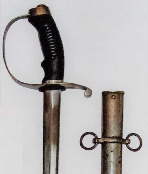 Шпага румынская (артиллерийская) обр. 1916 года 02