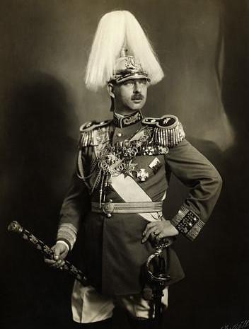 Король Румынии Кароль II 01
