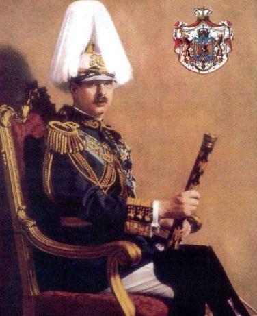 Король Румынии Кароль II 02