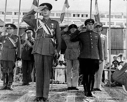 Король Румынии Михай I (01)