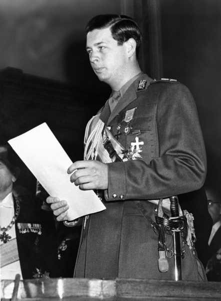Король Румынии Михай I (04)