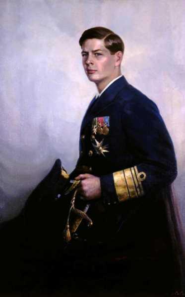 Mihai I, King of Romania, Prince of Hohenzollern Sigmaringen