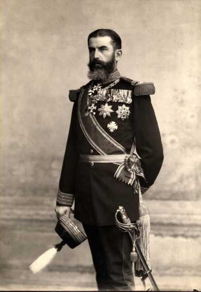 Румынский король Кароль I (02)