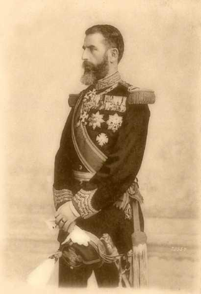 Румынский король Кароль I (04)