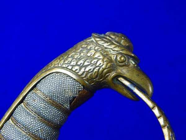 Romanian Romania WW2 German Made Engraved Officer s Sword 10 1024x1024
