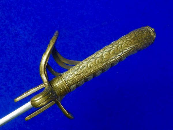 Romanian Romania WW2 German Made Engraved Officer s Sword 12 1024x1024