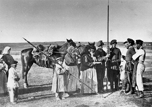 собираются на русско турецкую войну 1877 1878 годов 01