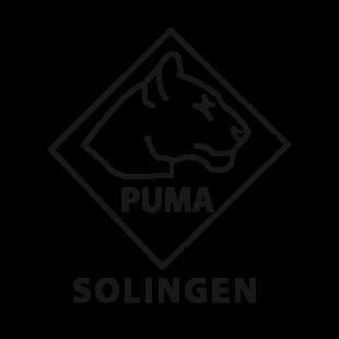00 Логотип фирмы Lauterjung & Sohn PUMA, Solingen