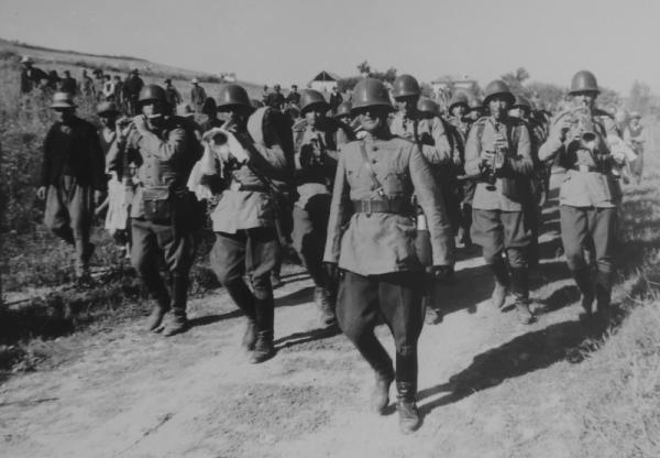 Южной Добруджи встречает болгарскую армию 03