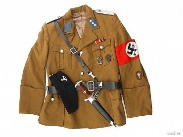 Униформа штурмовиков СА (НСКК)