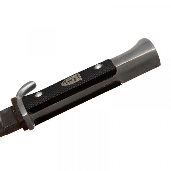 09 Нож болгарской молодёжной организации «Бранник» обр. 1941 года 06