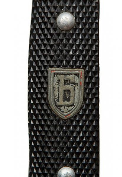10 Нож болгарской молодёжной организации «Бранник» обр. 1941 года 06а