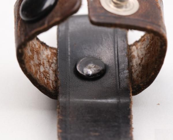 37 Ножны ножа болгарской молодёжной организации «Бранник» обр. 1941 года 06