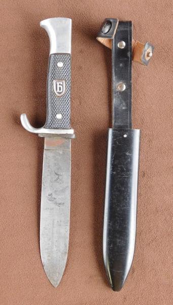 40 Нож болгарской молодёжной организации «Бранник» обр. 1941 года 40