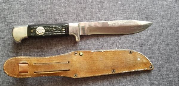 нож 1960 х годов (произведён в Габрово) 02