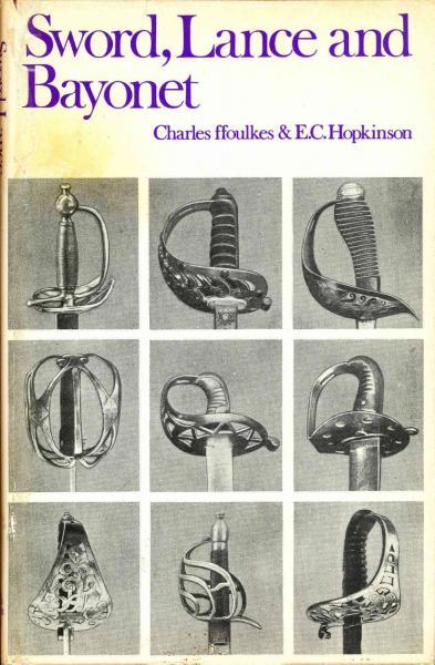 книги Sword, Lance and Bayonet