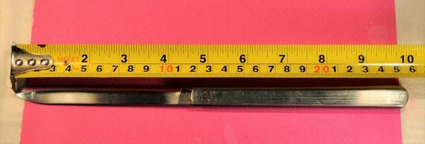 складной нож (XX в.) 11 01