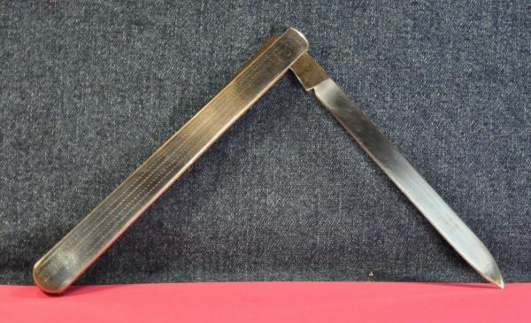 складной нож (XX в.) 11 04