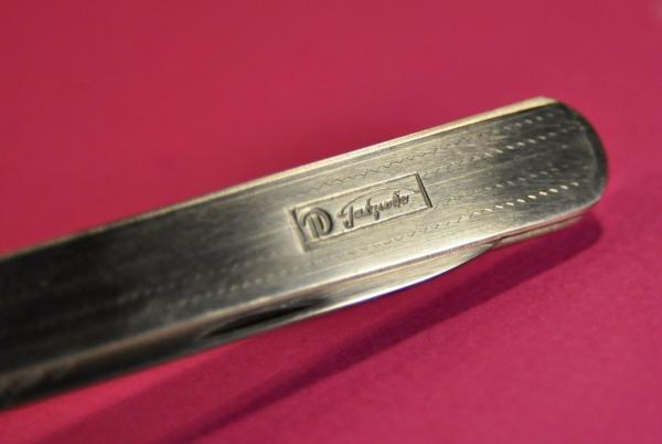 складной нож (XX в.) 11 07