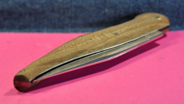 складной нож (XX в.) 12 06