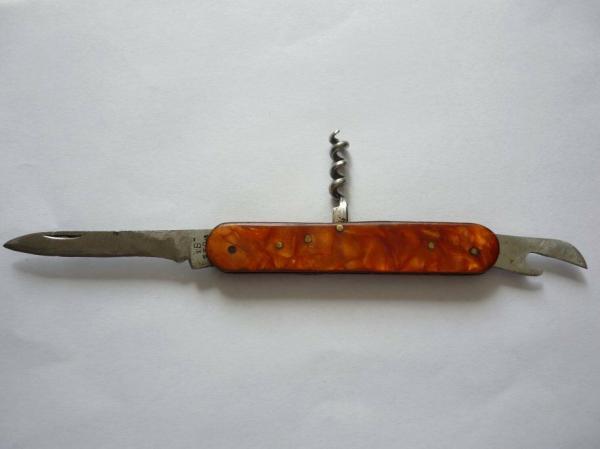 складной нож (XX в.) 13 01