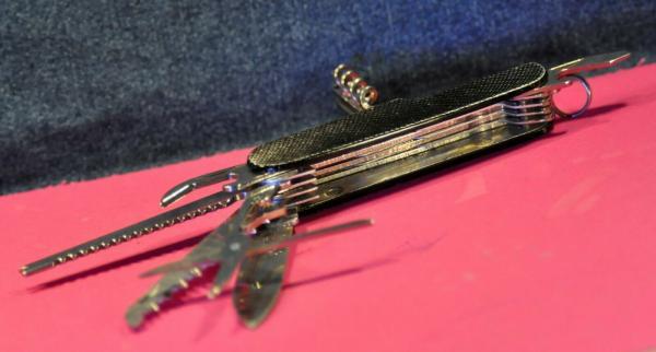 складной нож (XX в.) 20 05