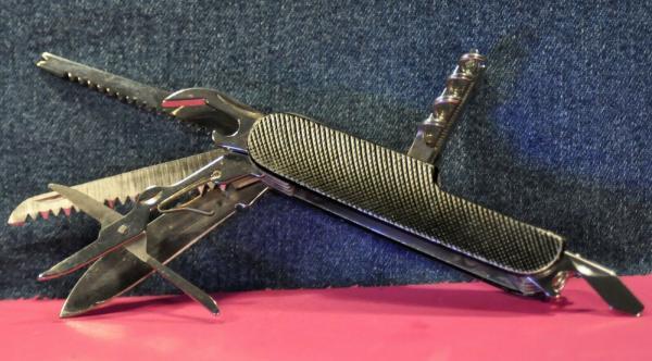 складной нож (XX в.) 20 04