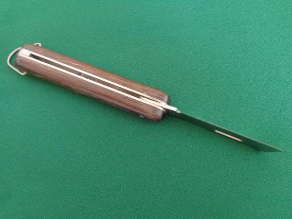складной нож (XX в.) 21 04