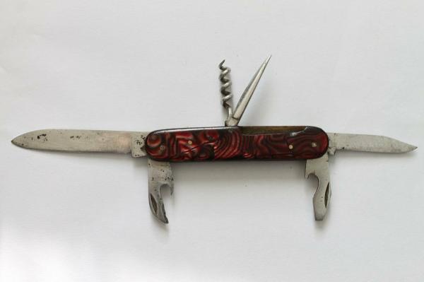 складной нож (1950 е гг.) 01 01