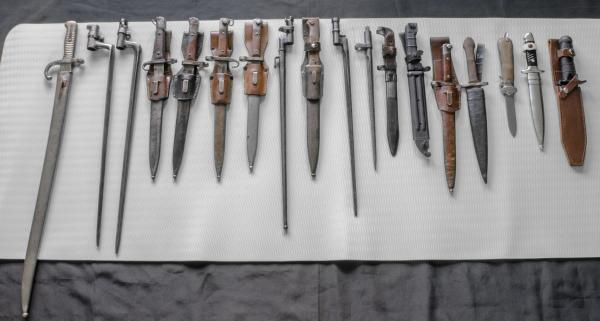 и боевые ножи Болгарии 01