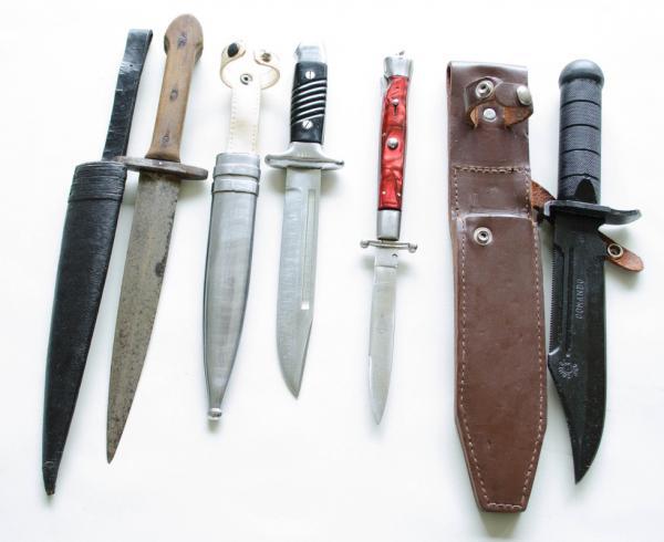 болгарские ножи и кинжалы 01