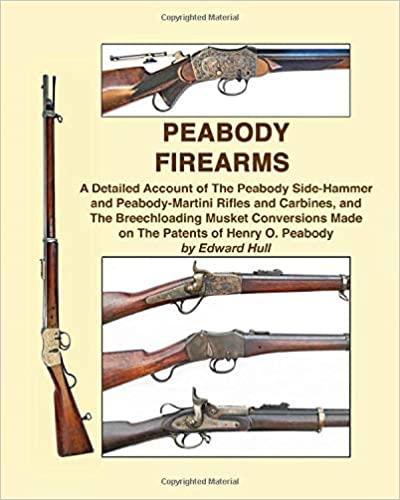 Edward Hull. Peabody firearms