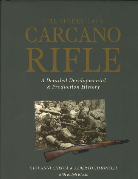 Carcano rifle. The Model 1891 (02)
