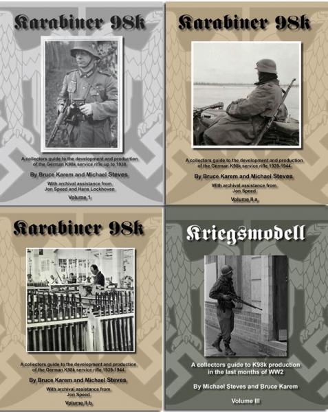 Karabiner 98k (4 книги)
