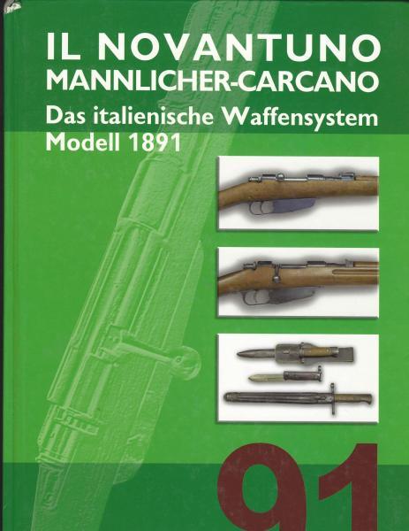 Mannlicher Carcano Model 1891 (01)