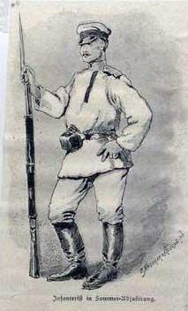 1333829017 bulgarije. infanterist in sommer adjustirung