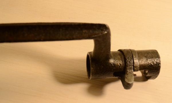 игольчатый трёхгранный от русской винтовки системы Крнка 06
