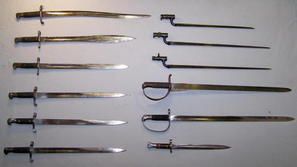 Martini Bayonets (1)