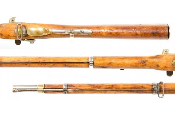 Russian M1856 67 Krnka Rifle 02