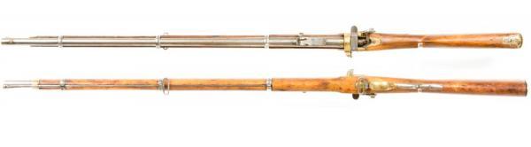 Russian M1856 67 Krnka Rifle 05