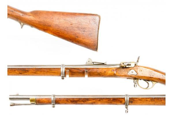 Russian M1856 67 Krnka Rifle 03