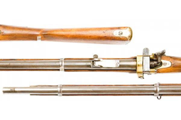 Russian M1856 67 Krnka Rifle 07