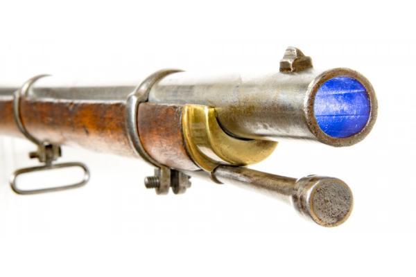 Russian M1856 67 Krnka Rifle 06