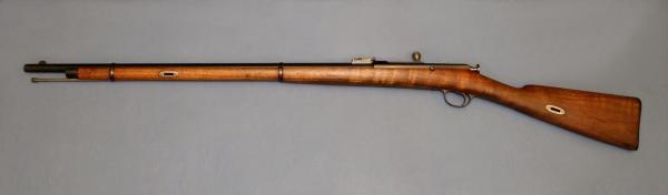 винтовка Бердана № 2 обр. 1870 года 02
