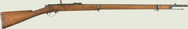 винтовка Бердана № 2 (01)