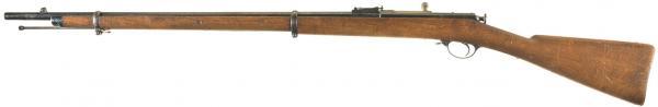 винтовка Бердана № 2 (02)