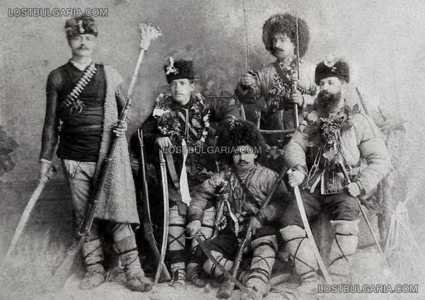 на Съединението като доброволци в Сръбско българската война