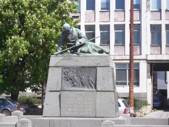 Memorial of Victims in Serbo Bulgarian War 01