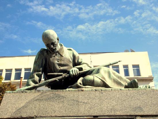 Memorial of Victims in Serbo Bulgarian War 02