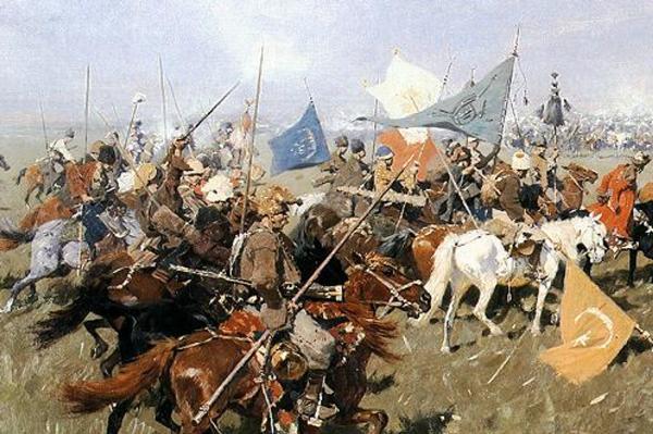казаки в русско турецкой войне 1877 78 годов 01